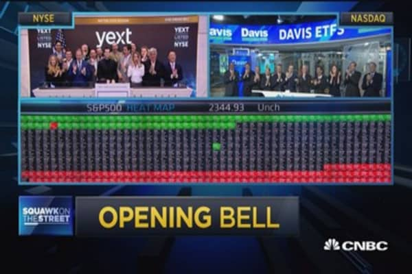 Opening Bell, April 13, 2017