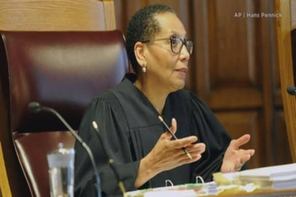 The first female Muslim judge in the United States was found dead