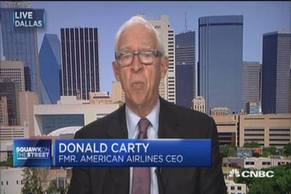 We need to empower gate agents to deal with overbooking: Fmr. American Airlines CEO