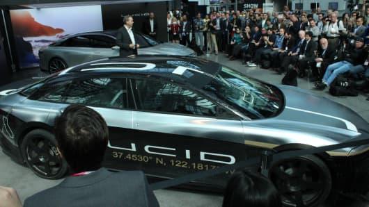 Lucid Motors Ready To Move Into Bigger Headquarters In Newark, California