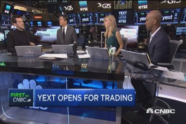 We're investing heavily to be category winner: Yext CEO