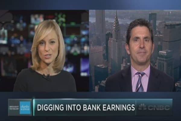 Mike Mayo reacts to the big bank earnings