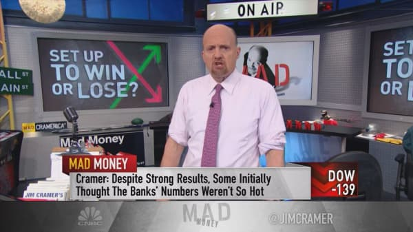 Cramer explains how the Afghanistan bombing threw a wrench in the market