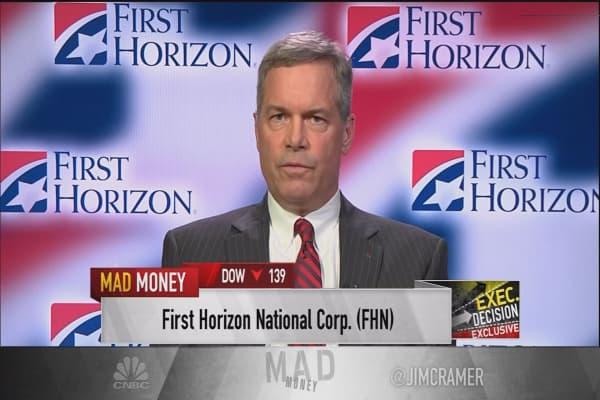 First Horizon CEO on consumer confidence, lending disconnect