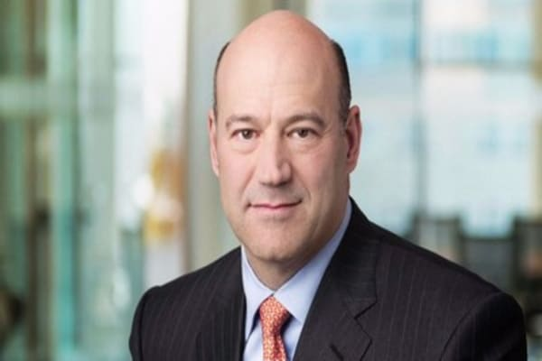Trump may have a new right hand man in Gary Cohn