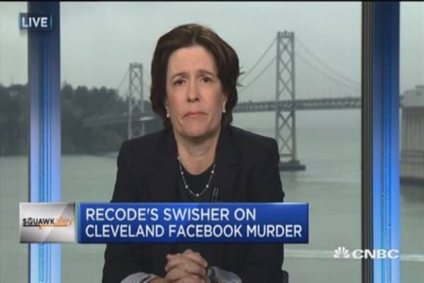 Recode's Swisher: Facebook's not a benign platform now