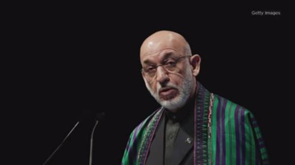 Karzai calls US bombing an 'atrocity'