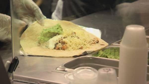Prepare to pay more for your Chipotle burrito