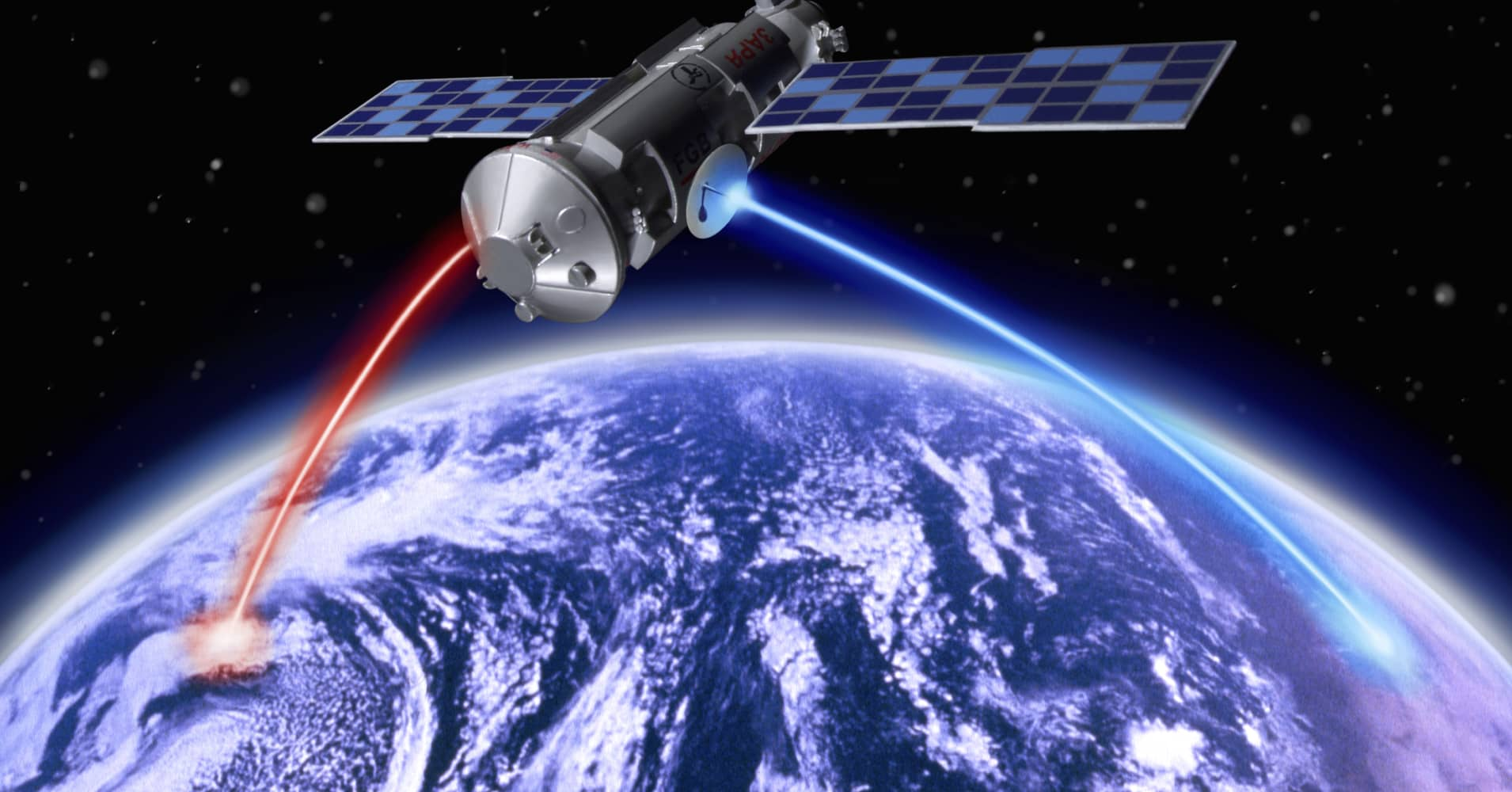 Satellite start-up raises $100 million to put cloud data storage in space