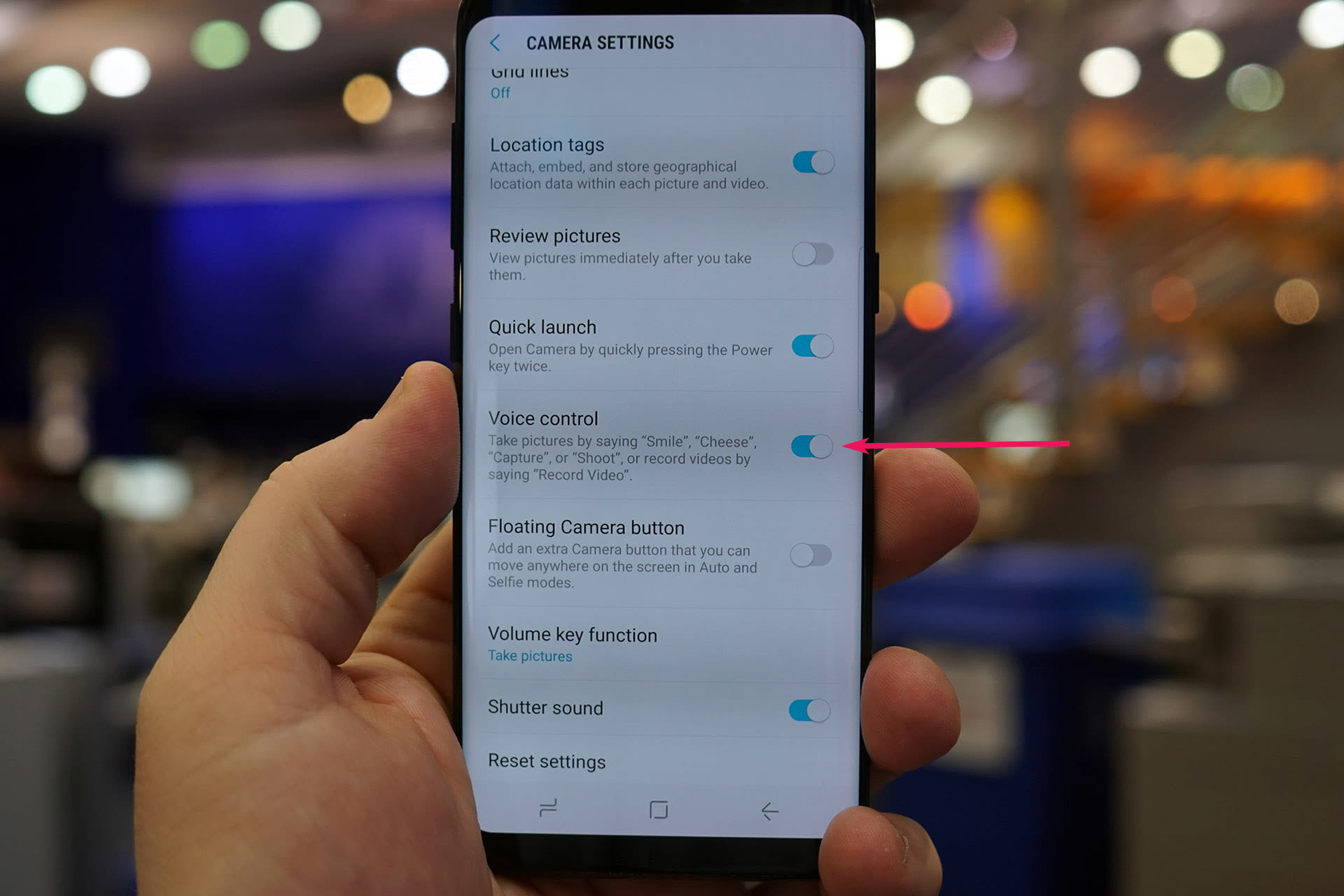 Change Security Features on Galaxy S8 & S8+