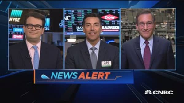 Closing Bell Exchange: Market a little overdone to the downside