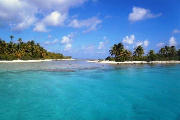 Motu Pakirikiri, courtesy of Private Islands Online