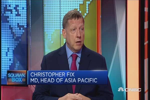 Volatility is back: CME Group