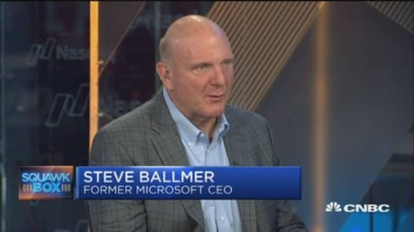Steve Ballmer: Clippers could take it all