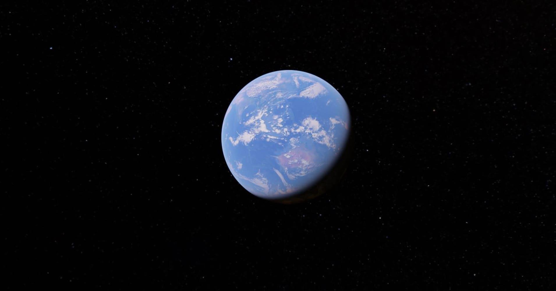 Handout: Google Earth