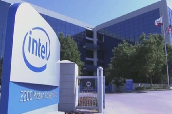 Intel is taking a bath on its Cloudera investment