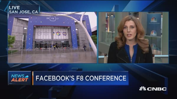 What to expect from Facebook's F8 Conference