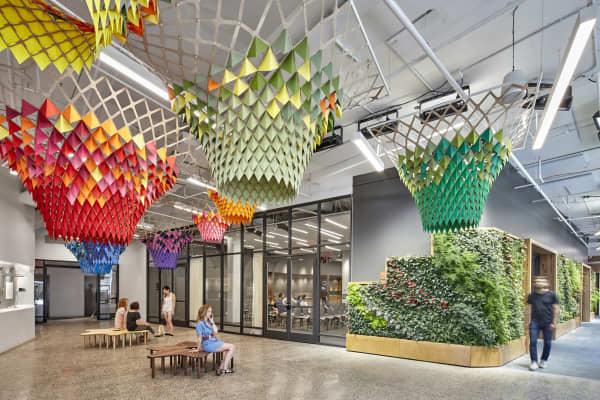 Inside Etsy's San Francisco office