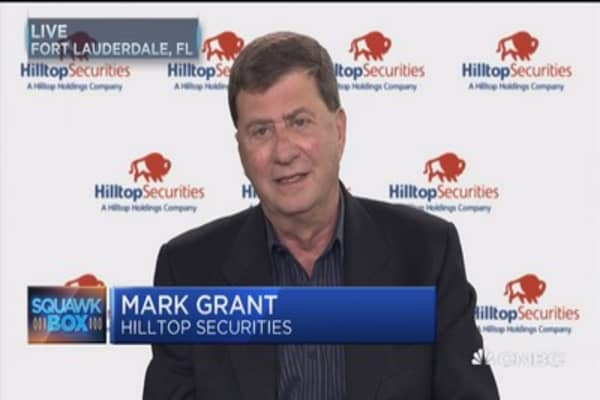 Steer clear of Europe for now: Mark Grant
