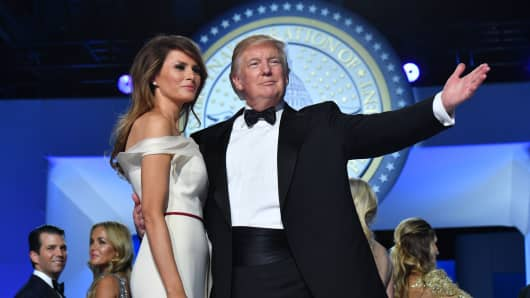 Trump inauguration committee paid two companies $50 million for event planning