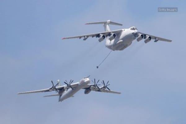 US fighter jets intercept Russian bombers near Alaska