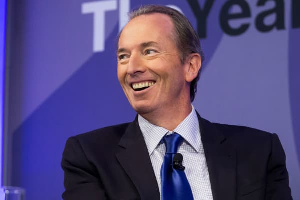 James Gorman, chairman and chief executive officer of Morgan Stanley.