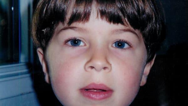 Alex, age 6.