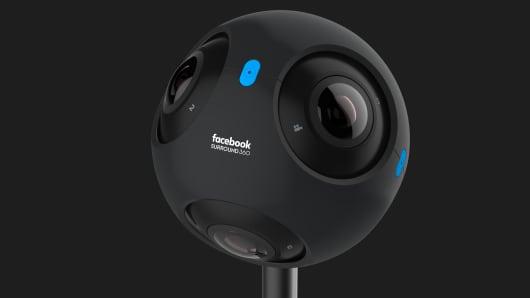 Handout: Facebook camera 3