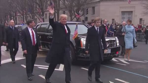 Trump's inaugural committee raised a record amount of money