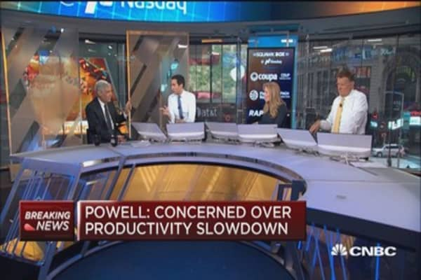Fed's Powell: Some parts of Dodd-Frank 'unnecessarily burdensome'