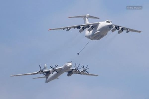 Russian bombers fly near Alaskan coast again