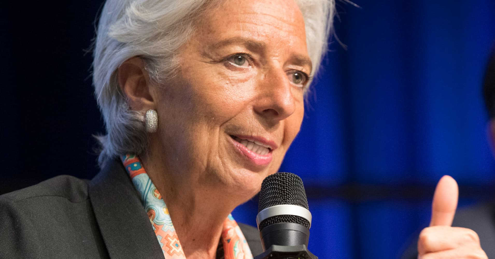 'We are About to See Massive Disruptions': IMF Chief on Digital Currency Future