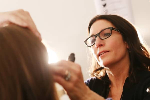 Bobbi Brown, founder of Bobbi Brown Cosmetics and wellness company justBOBBI.