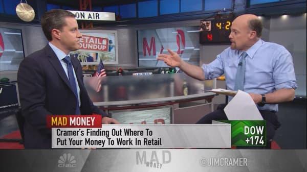 JPMorgan's Matthew Boss says 2 key factors are fueling brick-and-mortar strength