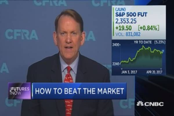 Here's how investors can beat the market: Strategist