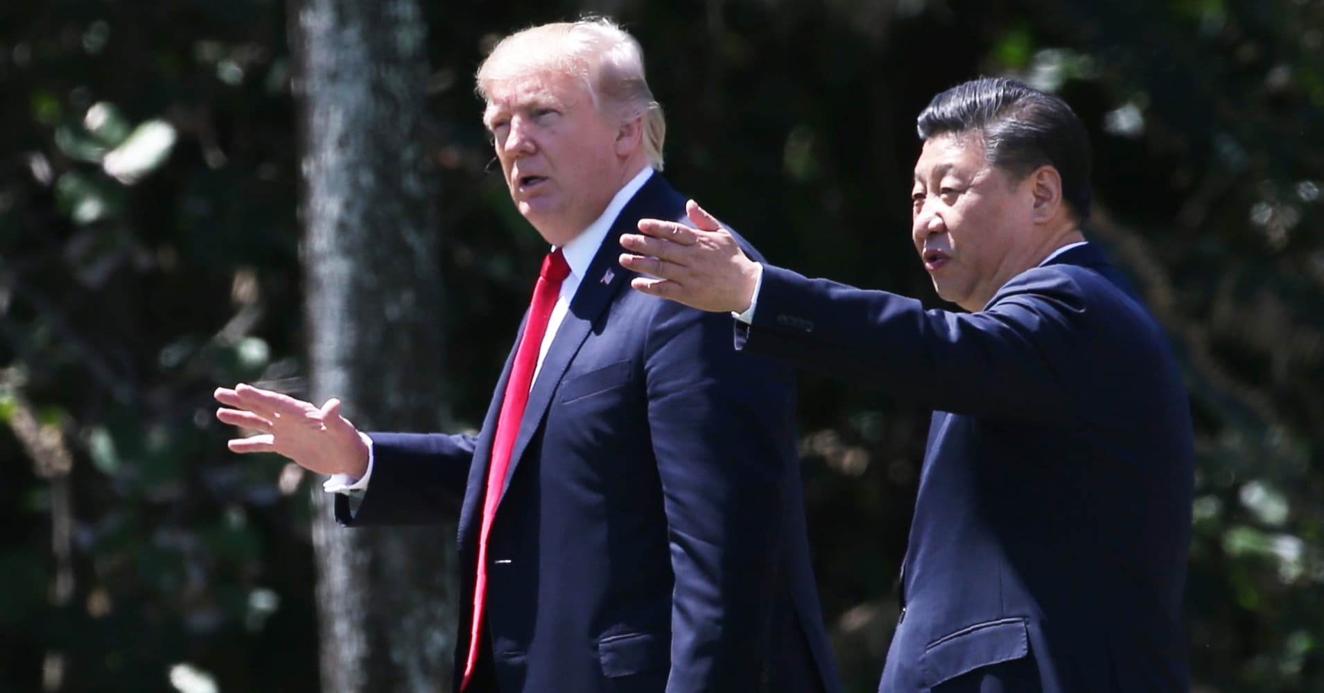 Trump says he believes China's Xi Jinping on trade tariff truce