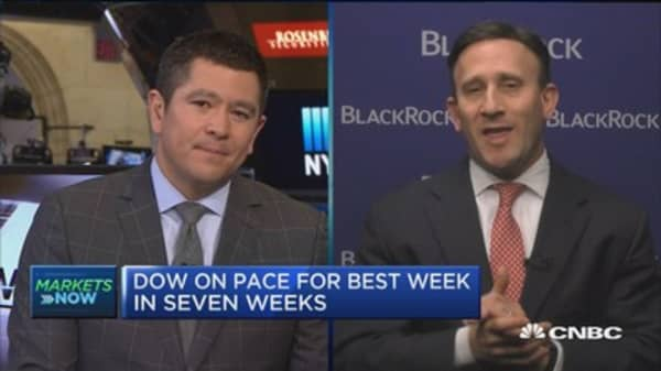 BlackRock: Tone in the market is more risk averse than headline number