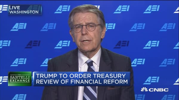 Santelli Exchange: Fmr. Reagan WH Counsel on regulatory reform
