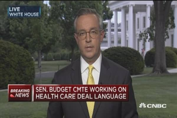 Senate Budget Committee working on health care deal language