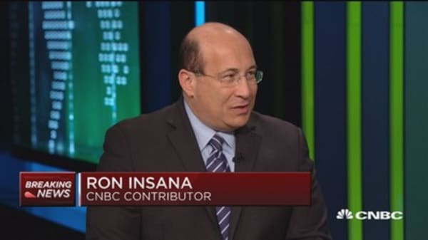 Insana: Trump seems to be overpromising, underdelivering
