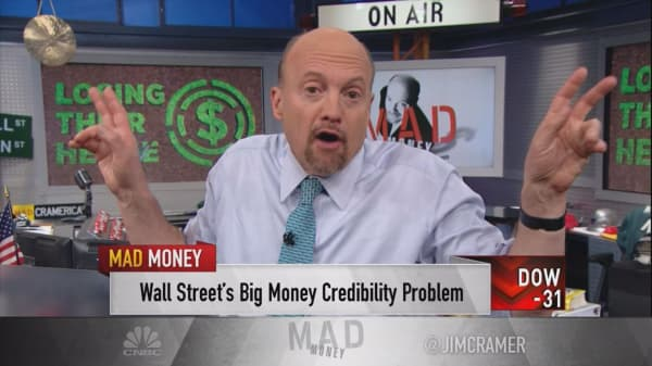 Cramer explains why hedge funds drive him crazy