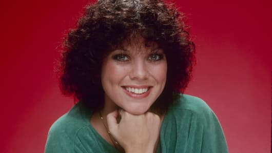 Erin Moran, Actress starred in Happy Days, circa 1979.