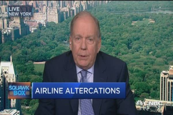 UAL's 'overbooking issue' will be revamped: Dr. Dao's attorney