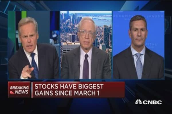 Maris: Constructive on equities, particularly cyclically-oriented equities
