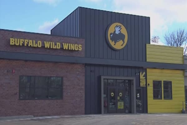 Buffalo Wild Wings says it's under attack