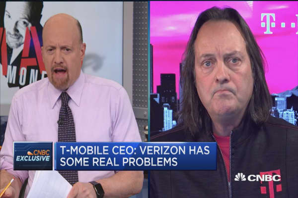 T-Mobile CEO: Most people have no idea what 5G is