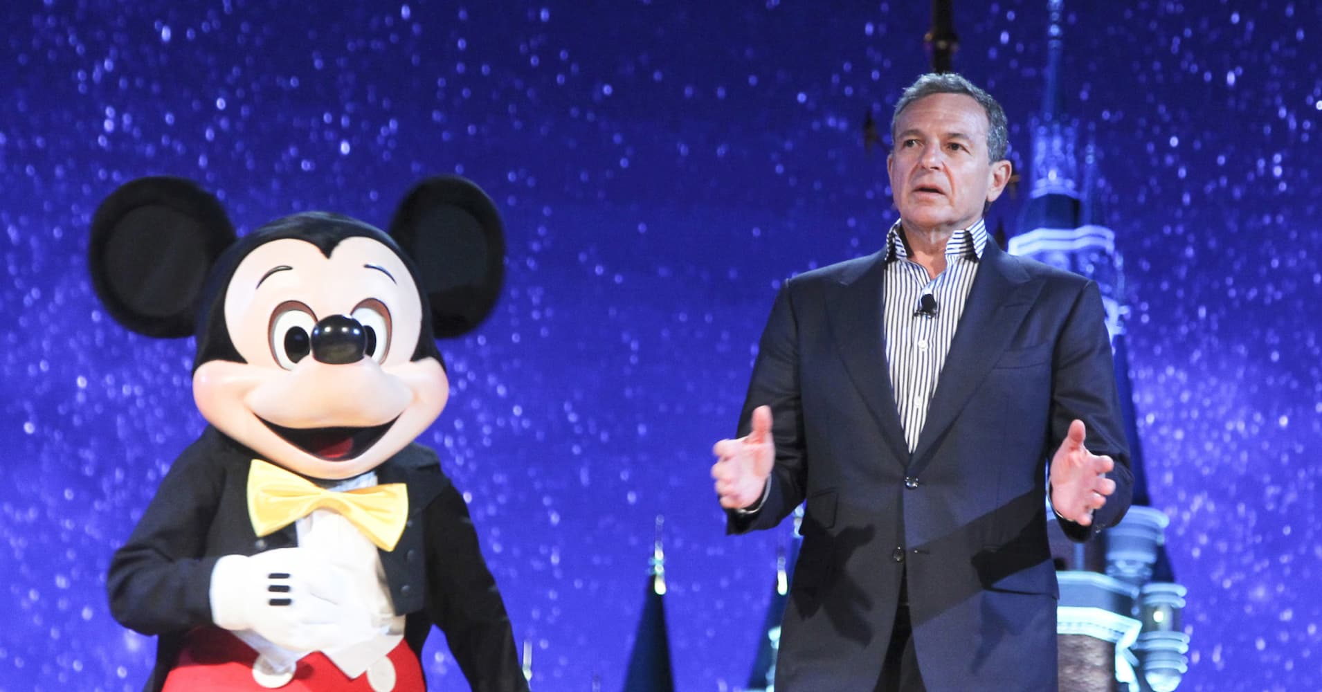 7da21186e046 A master class in the magic of success from Disney CEO Bob Iger