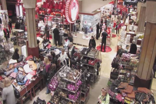A record amount of bankruptcy filings have set the pace for the retail industry