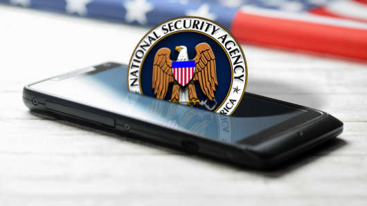 NSA Pin Smartphone security
