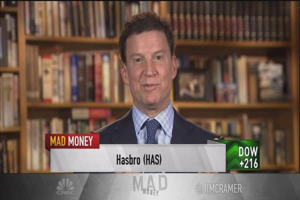 Magic behind Hasbro's earnings beat